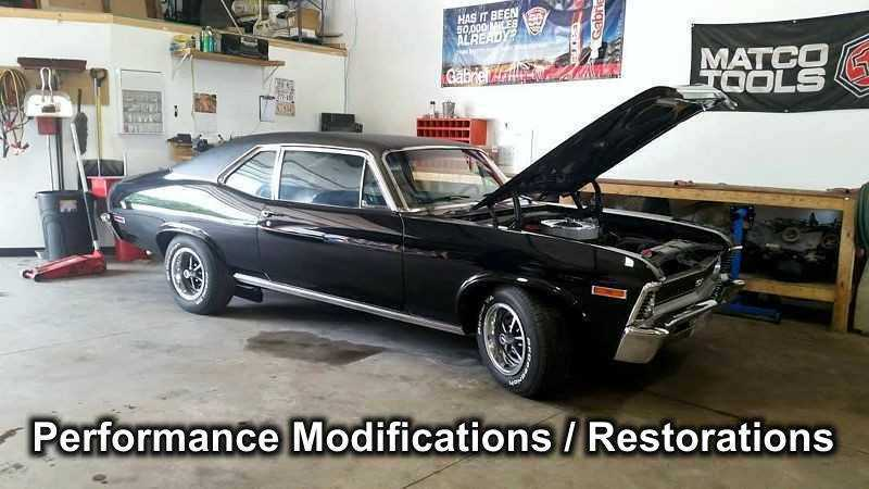 Performance Modifications / Restorations