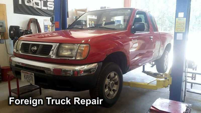 Foreign Truck Repair